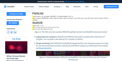 Linux Backdoor RedXOR Likely Operated by Chinese Nation-State