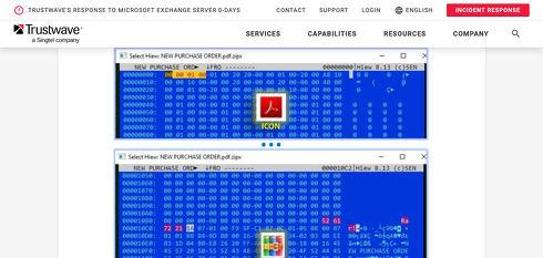 Image File Trickery Part II: Fake Icon Delivers NanoCore   Trustwave