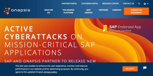 Active Cyberattacks on Mission-Critical SAP Applications   Onapsis