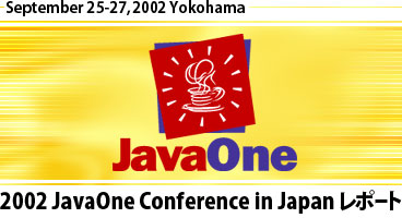 2002 JavaOne Conference in Japan