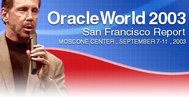 oracle world 2003
