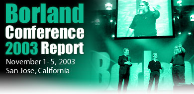 borland conference 2003 report