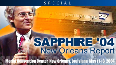 SAPPHIRE '04 New Orleans Report