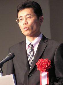 堀内秀明氏