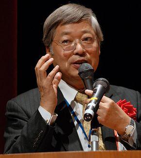 小尾敏夫氏