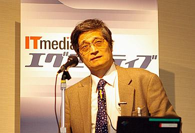 早稲田大学IT戦略研究所所長の根来龍之氏