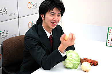 オイシックスの高島宏平代表取締役