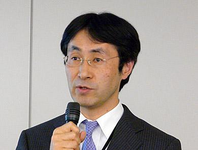段階的なSOA推進を強調する小野沢博文氏