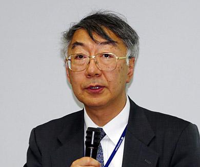 研究会の座長を務める田尾啓一氏