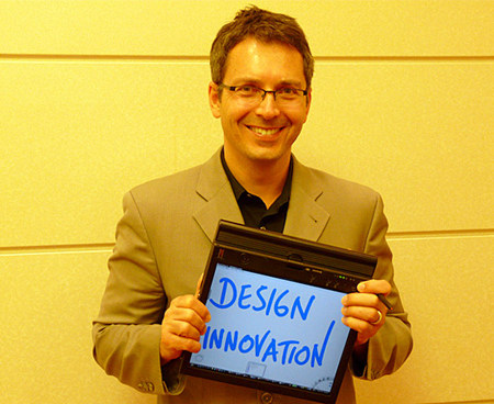 米Autodeskでワールドワイドマーケティング 特別研究員のトム・ウージャック氏