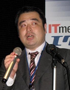 SAPジャパンの羽仁亨氏