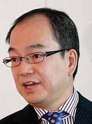 経営戦略研究センター ディレクターの木村公昭氏