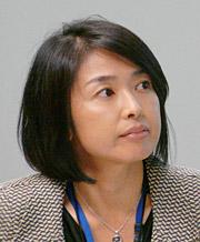 一橋大学大学院 国際企業戦略研究科の大薗恵美氏