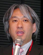 日本オラクルの西脇資哲氏
