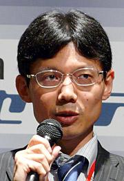 NTTソフトウェアの小牧徳夫第二営業部ソリューション営業部門長