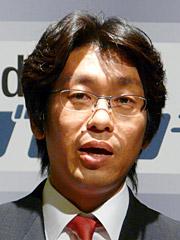 マイクロストラテジー・ジャパンの森島俊行氏