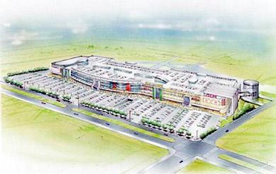 北京で1号店となる「イオン北京国際商城ショッピングセンター」