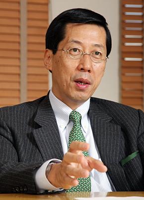 ローランド・ベルガーの遠藤功会長