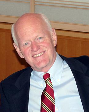 エグゼクティブコーチングの世界的な第一人者であるマーシャル・ゴールドスミス氏