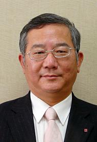 1984年に製造部門から情報システム部門へ配属以降、20年以上にわたり同社のIT業務に携わってきた田中弘幸情報システム部長