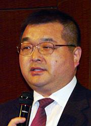 入社してから約20年間、鉄鋼の国内取引に従事してきた三菱商事の大三川越朗氏