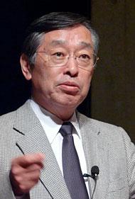 ビジネスシステムの重要性を強調する伊丹敬之氏