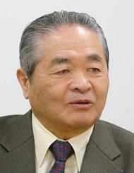CIOの役割について語る日本情報システム・ユーザー協会の細川泰秀専務理事