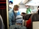 機内検疫に驚く外国人:新型インフルエンザ、消費者行動に影響