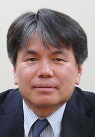 総務部 不動産管理部長の池亀直人氏