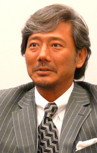 GXS日本法人 代表取締役社長 田中良幸氏