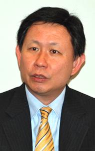 米GXS アジアパシフィック&ジャパン担当 バイスプレジデントのレイモンド・テイ氏