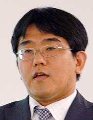 IBCSのパートナーでビジネス・アナリティクス・オプティマイゼーション担当の赤阪正治氏