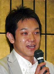デジタルメディア本部 コンテンツ開発プロデューサーの洲巻圭介氏