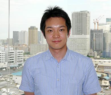 朝日新聞社 デジタルメディア本部 商品企画セクションの洲巻圭介氏