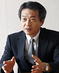 NEC 執行役員 兼 製造・装置業ソリューション事業本部長の龍野康次郎氏