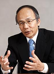 NEC 執行役員 兼 OMCS事業本部長の富山卓二氏