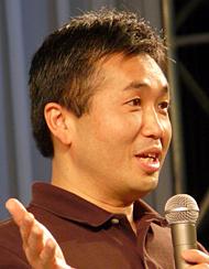 宇宙飛行士の若田光一さん
