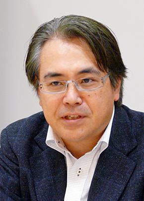 ITRの内山悟志代表取締役