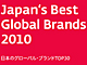 最も価値の高い日本発のブランドは?