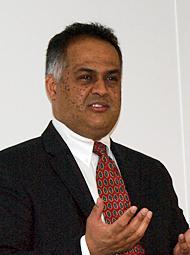 米IBMでオンラインコラボレーションサービスを担当するショーン・ポーリー副社長