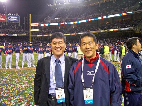 わたしをスポーツの世界に引きずり込んでくれた師匠の増島篤先生