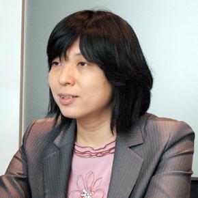 テレワーク推進の第一人者として幅広い活動に携わる田澤由利氏