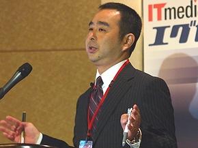 西日本鉄道 ICカード事業部の奥村洋介課長