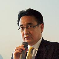経済産業省 商務情報政策局 サービス政策課長の前田泰宏氏