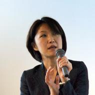 総務省 情報流通行政局 情報流通高度化推進室 室長の吉田恭子氏