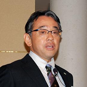 日立製作所ソフトウェア本部 システム基盤ソリューション部 担当部長の吉村誠氏