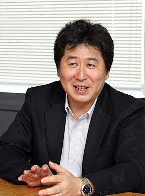 全日本空輸 プロモーション室 マーケットコミュニケーション部 主席部員の前田欣伸氏