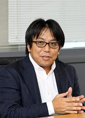 アドビ システムズ マーケティング本部 マーケティング インテリジェンス部 部長の中村晃氏