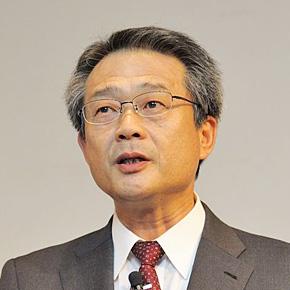 NEC 執行役員 ITサービスユニットの龍野康次郎氏