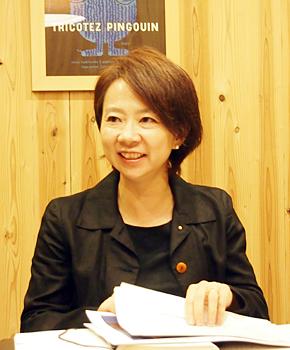 東京糸井重里事務所 CFOの篠田真貴子氏